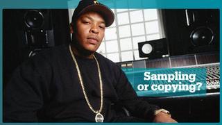 Using someone else's music: copying or sampling?