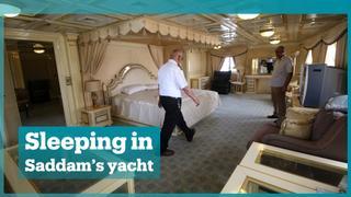 Saddam Hussein's 'Basrah Breeze' turned into hotel