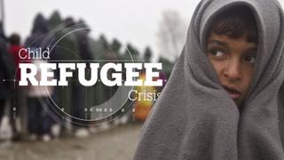 Europe's Missing Child Refugees