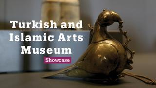 Turkish and Islamic Arts Museum | Showcase