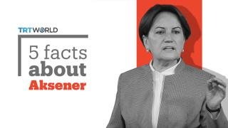 Turkey's presidential elections and candidates: 5 facts about Meral Aksener