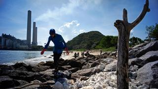 Plastic Pollution: Hong Kong faces growing trash problem