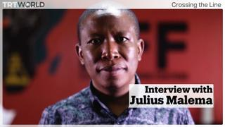 Full interview with Julius Malema | Crossing The Line