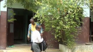 Cameroon Lawyer: Cameroon graduates its first blind lawyer