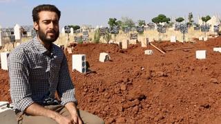 The War in Syria: Survivors recount deadly air attack in Zardana