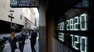 Argentina IMF Deal: Protesters demand reversal of IMF loan deal