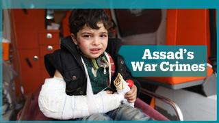 UN says Syrian regime committed 'war crimes' in Eastern Ghouta