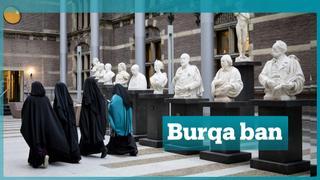 Dutch burqa ban