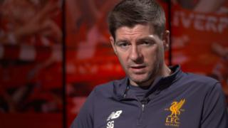 Russia 2018: Interview with Steven Gerrard