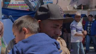 The Trump Presidency: Separated families wait for reunification