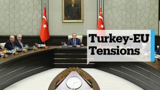 Are EU-Turkey relations back on track? | Megaprojects in Turkey
