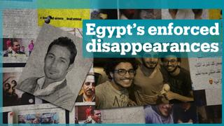 The lost generation: Egypt's enforced disappearances
