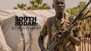 South Sudan Peace