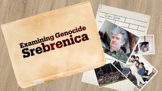 Examining Genocide: Srebrenica