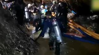 Thailand Cave Rescue: Saved boys in quarantine following rescue