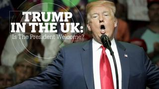 Trump in the UK