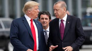 Turkey-US Relations: Turkey sees US-backed SDF as a terror group