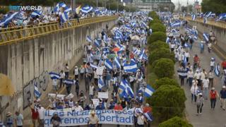 Nicaragua Protests: Demonstrators on strike to oust president