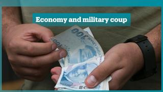 Economic performance and military coups