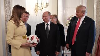 Trump-Putin Summit: Trump says he 'misspoke in Helsinki'