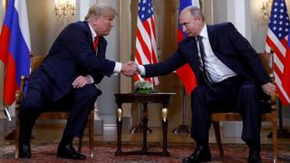 Trump-Putin Summit: Trump sides with Putin over FBI allegations