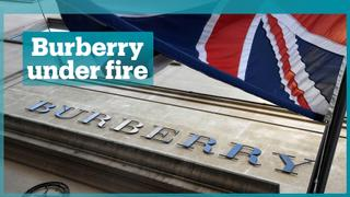 Burberry burns merchandise worth millions to protect the brand