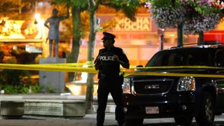 Toronto Shooting: One victim and shooter dead, several injured