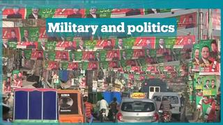 Pakistanis talk about the army and politics