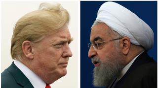 Reimposing of Iran sanctions and Turkey's military reforms