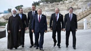 Caspian Sea nations sign deal to end dispute | Money Talks