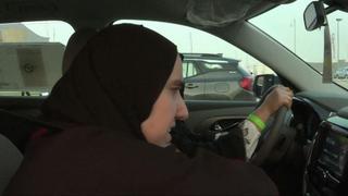 Saudi's New Desert Drifters: Women embrace motorsport after law change