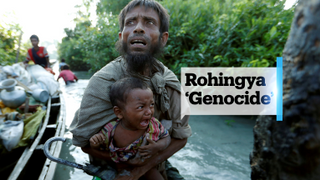 Rohingya: UN fact-finding mission says Myanmar military officials must face genocide charges