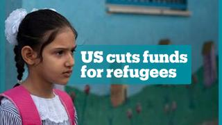 US ends funding for UN's Palestinian refugee agency