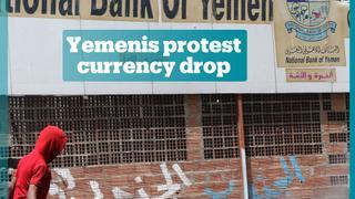 Yemenis protest deteriorating economy