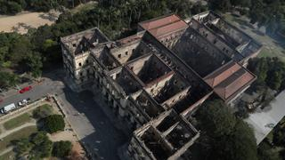 Brazil Museum Fire: Scuffles erupt as protesters demand answers