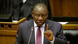 South Africa Land Reforms: Ramaphosa not worried about 'sanctions'