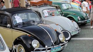 VW Beetles: Production of classic ends after seven decades