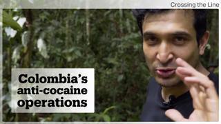 Inside FARC Land | Crossing The Line