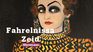 Fahrelnissa Zeid's Ode to Passion | Exhibitions | Showcase