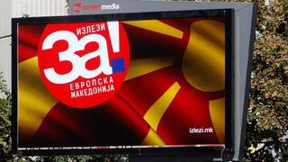 Will Macedonians vote to change the name of their country?