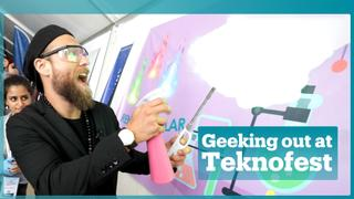 Geek out on airshows, robotics competitions and cutting-edge tech at Istanbul's Teknofest