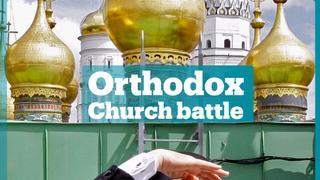 Orthodox Church split fuels Istanbul-Moscow tension