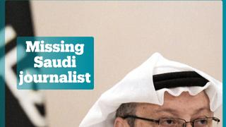 Where is Saudi journalist Jamal Khashoggi?
