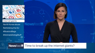 NewsFeed -  Are the internet giants getting too big for their boots?