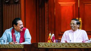 What's behind the appointment of Mahindra Rajapaksa as Sri Lanka's prime minister?