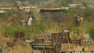Zimbabwe Cemeteries: Class divisions remain even after death