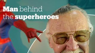 Stan Lee: The man behind the superheroes