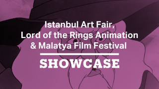 Istanbul Art Fair, Lord of the Rings Animation & Malatya Film Festival | Full Episode | Showcase