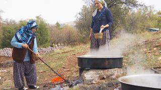 Grape Molasses: Age-old tradition lives on in central Turkey