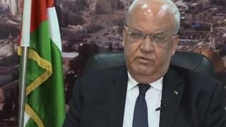 One on One: Chief Palestinian negotiator Saeb Erekat